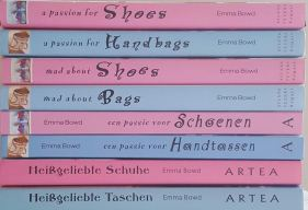 A Passion for Shoes; and A Passion for Handbags, by Emma Bowd, RPS, 2002