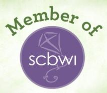 SCBWI web badge