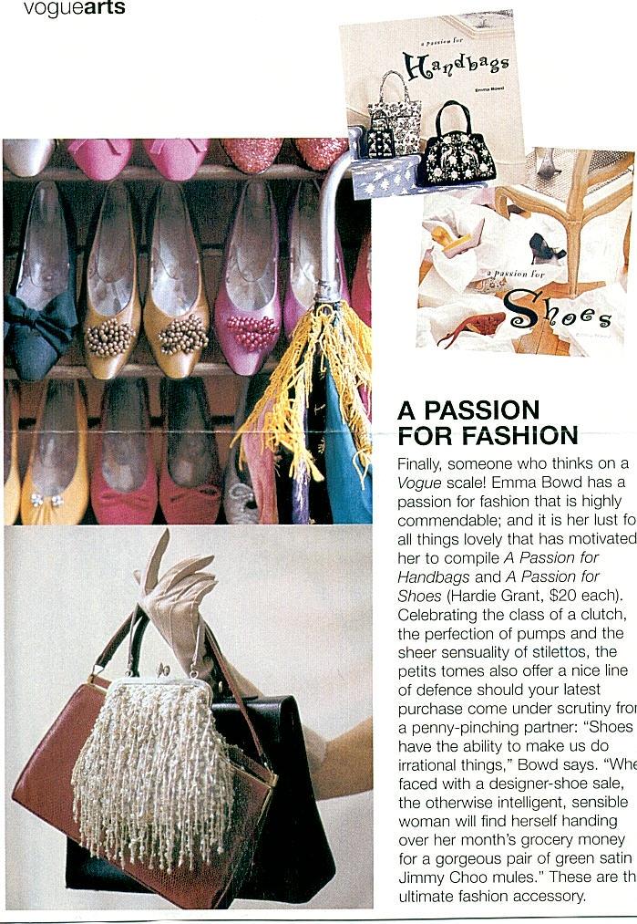 Vogue Australia Oct 2002