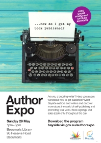 0478 Author Expo - A3 poster V2 (2)1