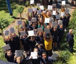 Emma Bowd - Writer in Residence - Sunshine Primary School