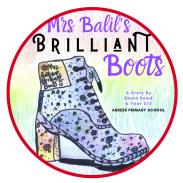 Mrs Balil's Brilliant Boots