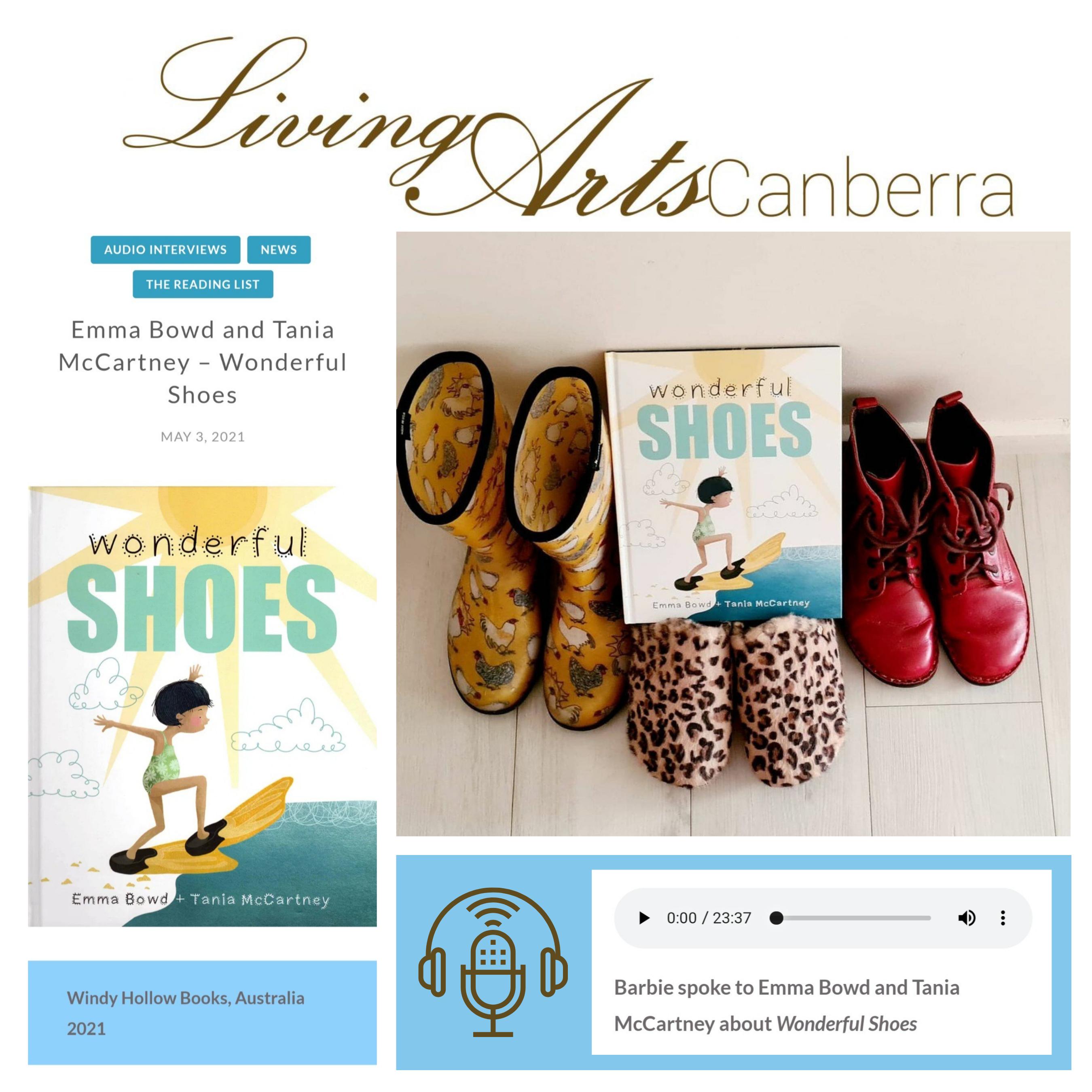 Living Arts Canberra