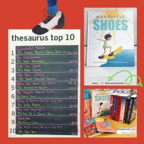 Wonderful Shoes - Number 1 Bestseller