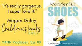 Megan Daley reviews Wonderful Shoes